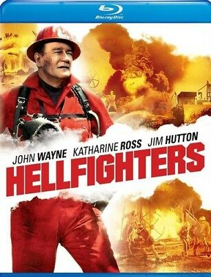 Hellfighters [New Blu-ray] Snap Case