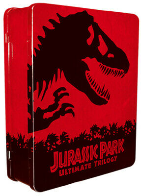Jurassic Park: Trilogy Collection Blu-ray (2011) Richard Attenborough