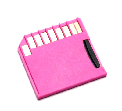 MicroSD Card Adapter Reader TF to Short SD For Mac MacBook Pro Air Up to 128G US