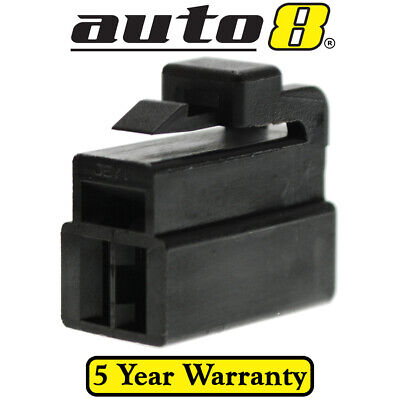 Brand New Alternator Plug Connector suits Older Denso Toyota Holden Alternators