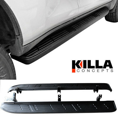 NEW Toyota Prado 150 Series Side Step OEM Style Running Board Set Aluminium