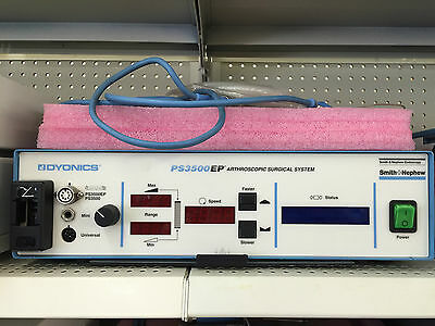 Dyonics PS3500EP Arthroscopic Surgical System with handpiece
