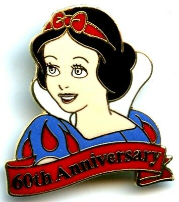 Walt Disney Classics Collection 60th Anniversary Snow White Pin