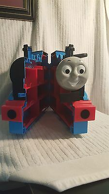 Thomas the Train Take-n-Play 17 Car storage box with handle carry case