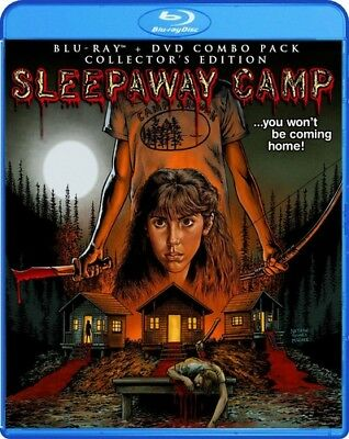 Sleepaway Camp (Collector's Edition) [New Blu-ray] With DVD