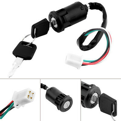 Universal Motorcycle Ignition Switch Key For Motorcycle Dirt Bike For ATV