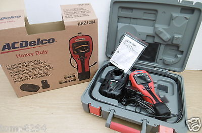 Ac Delco Arz1204 10.8V Digital Inspection Camera   Reduced To Clear