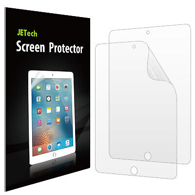 JETech 0332 2-Pack HD Clear iPad Screen Protector Film for Apple iPad 2 3 4