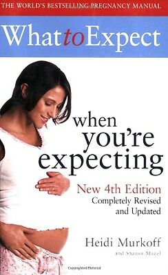 What to Expect When You're Expecting, Mazel, Sharon Paperback Book The Cheap
