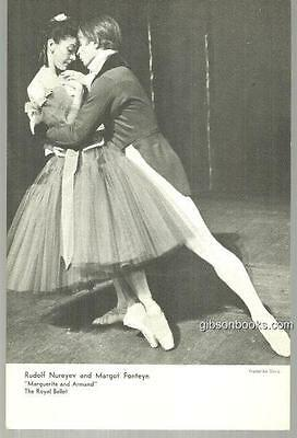 Photograph of Rudolf Nureyev and Margot Fonteyn Marguerite and Armand