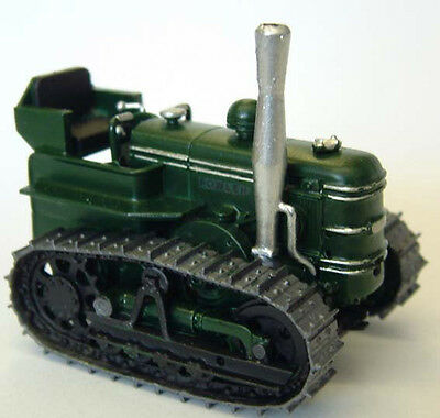 O Scale Model Kits 1:43 M11 Fowler Mk VF Tracked Tractor Unpainted