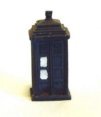 N Scale Langley Model READY MADE & PAINTED British Police Box Tardis A17p