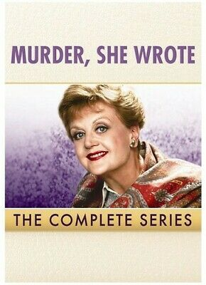 Murder, She Wrote: The Complete Series [New DVD] Oversize Item Spilt, Boxed Se