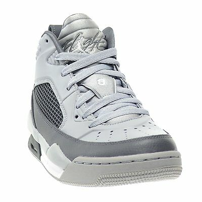 6b089ba32135fc 654975-005 NIKE AIR Jordan Flight 9.5 (GS) Black White-Dark Grey ...