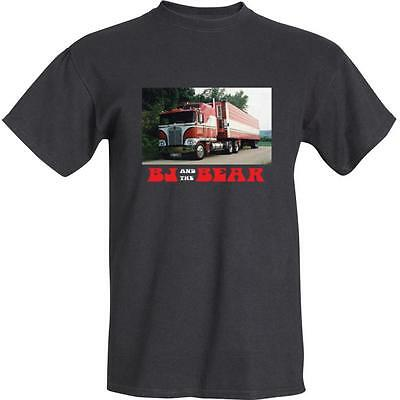 BJ And The Bear T-Shirt - 2 sided print - beautiful!