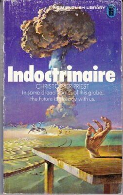 Indoctrinaire by Priest, Christopher Paperback Book The Cheap Fast Free Post