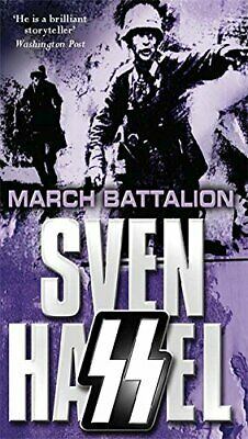 March Battalion (Sven Hassel War Classics) by Hassel, Sven Paperback Book The