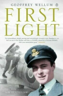 First Light (The Centenary Collection) by Wellum, Geoffrey Paperback Book The