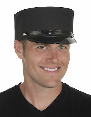 Conductor Hat Gendarme Hat CostumeHat Porters Hat French Police Hat 18016