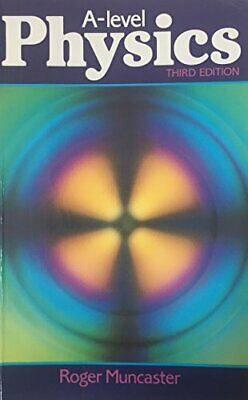 A-Level Physics by Muncaster, Roger Paperback Book The Cheap Fast Free Post