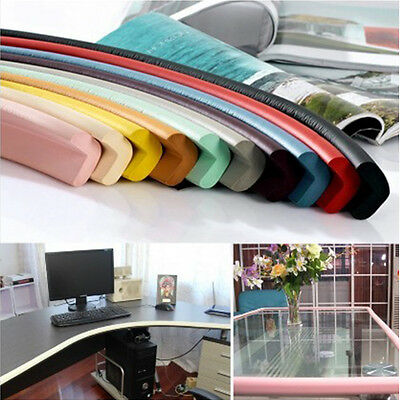 Baby kids Safety Protector Table Desk Corners Edge Cushion Guard Bumper Strip M