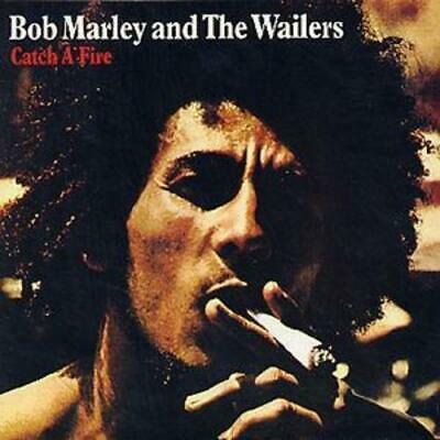 Bob Marley and The Wailers : Catch a Fire CD (2001) ***NEW***