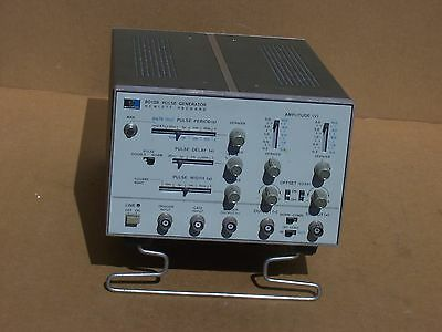 HP 8013B 50 MHz Dual Output Pulse Generator
