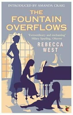 The Fountain Overflows (Virago Modern Classics) by West, Rebecca Paperback Book