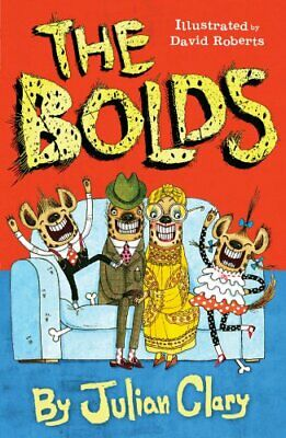 The Bolds by Clary, Julian Book The Cheap Fast Free Post