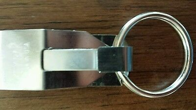 KEY BAK Secure-A-Key (Model #600) key holder with belt clip
