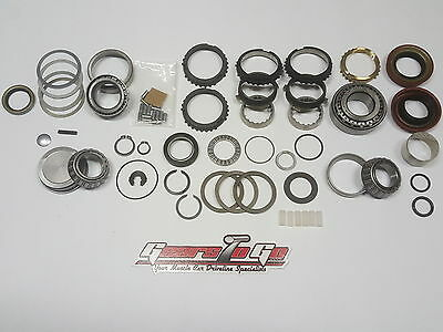 T5 World Class 5 speed Transmission Rebuild kit Ford Mustang Chevy GM S10