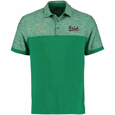 Under Armour Notre Dame Fighting Irish Polo - College