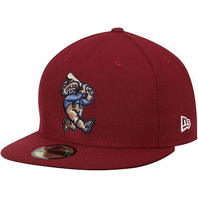 New Era Frisco RoughRiders Fitted Hat - MiLB