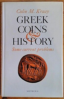LAC - Kraay C.M., Greek Coins and History, some current problems -