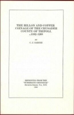 LAC - Sabine C.J., The billon and copper coinage of the crusader -