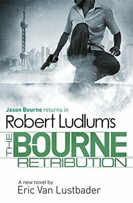 Robert Ludlum's The Bourne Retribution (Bourne 11) by Van Lustbader, Eric Book