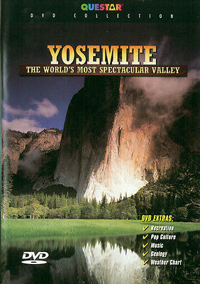 - Yosemite The World's Most Spectacular Valley - Travel DVD