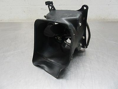 Eb203 1997 97 Honda Goldwing Gl1500 Rh Right Radiator Cooling Fan And Shroud