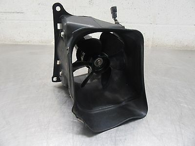Eb203 1997 97 Honda Goldwing Gl1500 Lh Left Cooling Fan Shroud Damage Motor Only