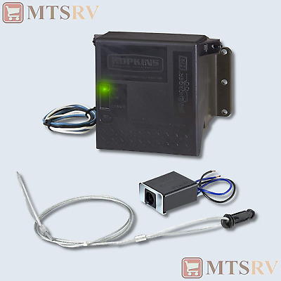 HOPKINS 20099 Break-Away Kit w/ Charger & Battery meter - Engager Tow Solution