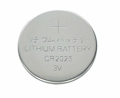 5X CR2025 2025 GP 3V Button Cell Battery PC Watch UK