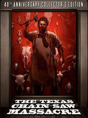 The Texas Chain Saw Massacre [New Blu-ray] With DVD, 4K Mastering, Anniversary