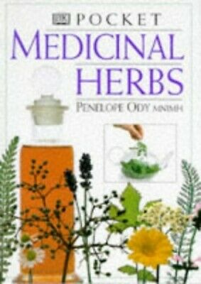 POCKET MEDICINAL HERBS. by Ody, Penelope Hardback Book The Cheap Fast Free Post