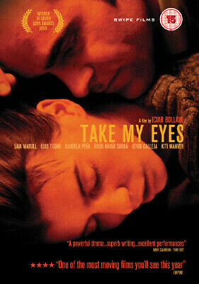 Take My Eyes DVD (2005) cert 15 Value Guaranteed from eBay's biggest seller!