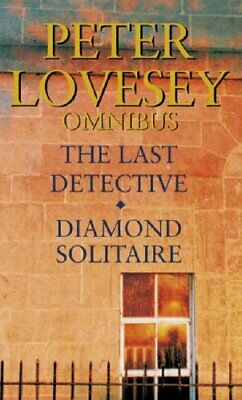 The Last Detective/Diamond Solitaire by Lovesey, Peter Paperback Book The Cheap