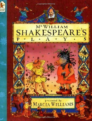 Mr William Shakespeare's Plays by Williams, Marcia Paperback Book The Cheap Fast