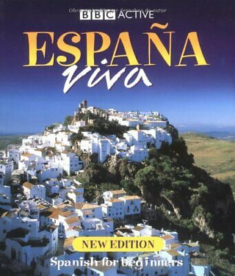 BBC Espana Viva: Spanish for Beginners Coursebook by Utley, Derek Paperback The