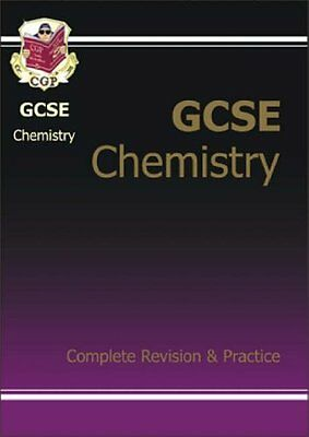 GCSE Chemistry: Complete Revision and Practice Pt. 1 & 2..., CGP Books Paperback