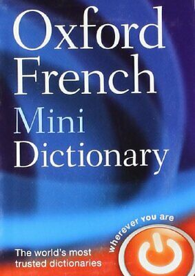 Oxford French Mini Dictionary, Oxford Dictionaries Paperback Book The Cheap Fast