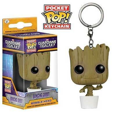 Guardians of the Galaxy - Baby Groot Pocket Pop! Keychain NEW Funko